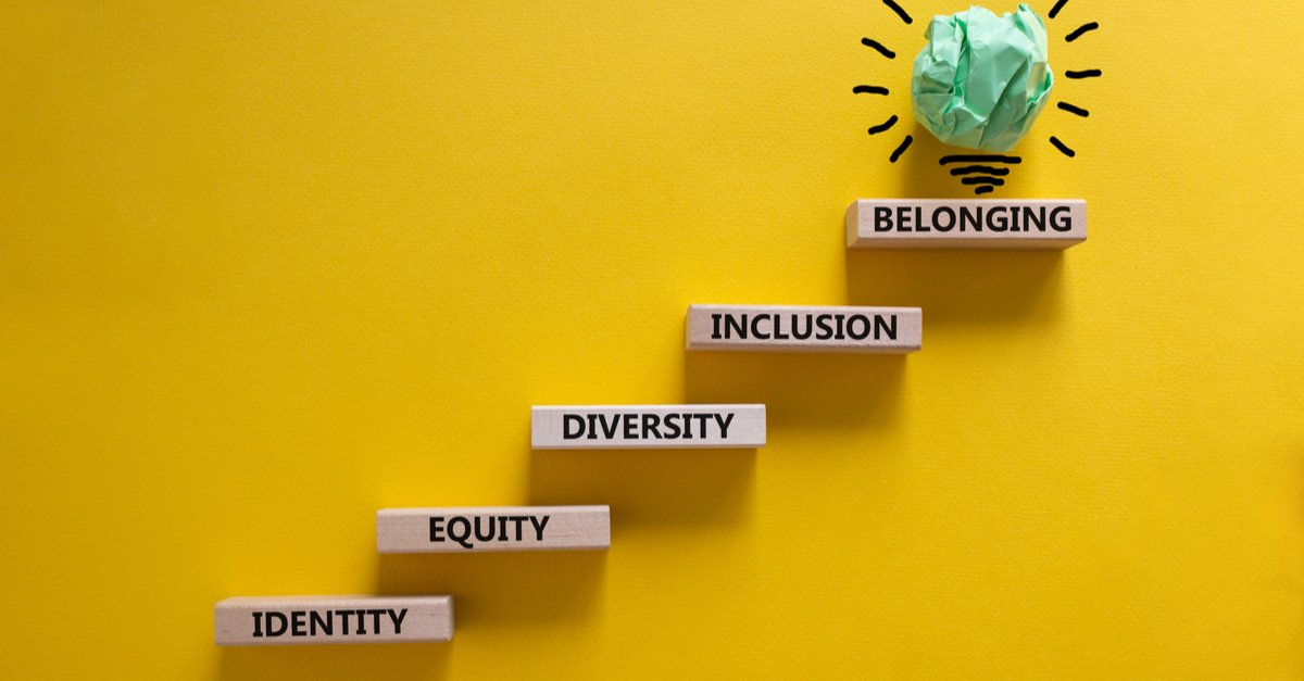 Leading with inclusivity ladder